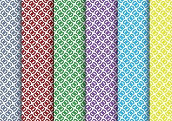 Creative Pattern - vector gratuit #328675