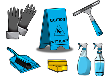 Clean stuff - vector gratuit #328835