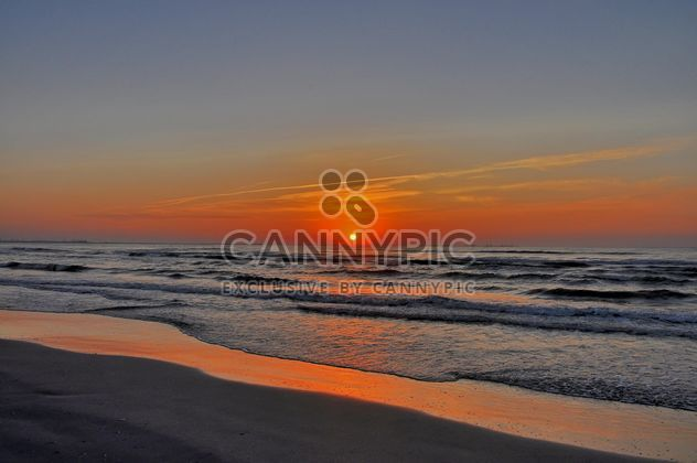 Sunrise over the sea - Free image #329995