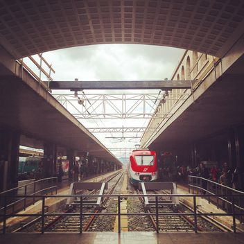 Termini Station in Rome - бесплатный image #331525