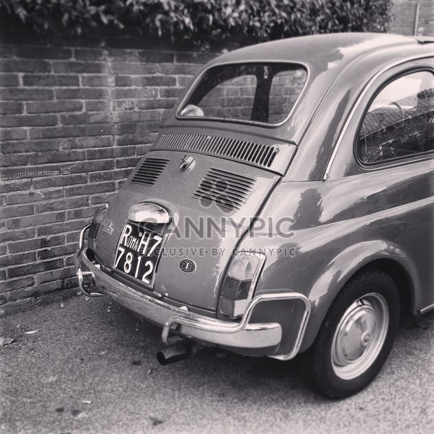 Old Fiat car - Free image #331705