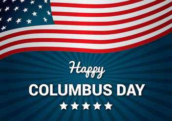Free Columbus Day Vector - Free vector #332665
