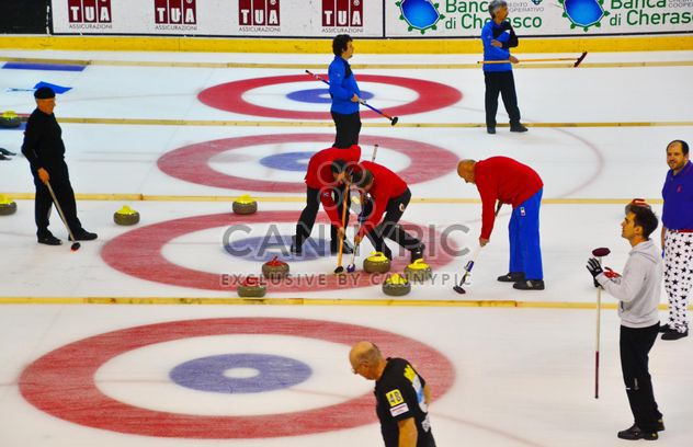 curling sport tournament - Free image #333795
