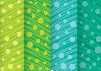 Green Dot Pattern - Free vector #334085
