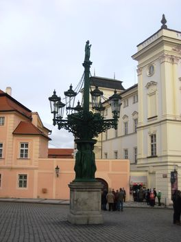 Prague Castle square - бесплатный image #334175