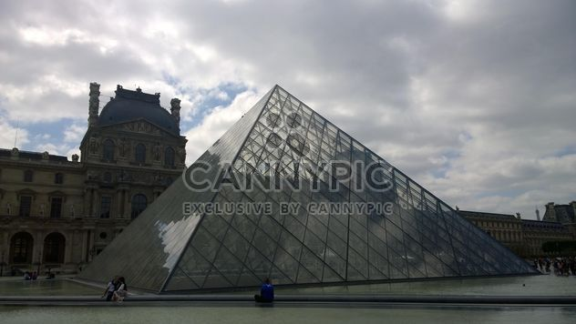 Museu do Louvre, paris - Free image #334225