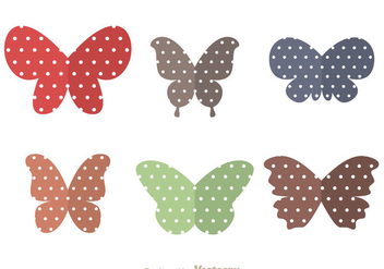 Butterfly Wings - vector gratuit #334415