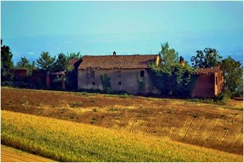 View on Monferrato village in Piemonte - Kostenloses image #334765