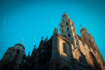 Wien gothic cathedral - Kostenloses image #335235
