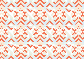 Geometric pattern background - vector gratuit #335805