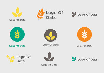 FREE OATS LOGO SET - Free vector #336605