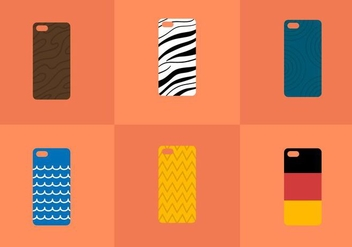 Phone Case - vector #336745 gratis