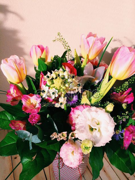 Bouquet of flowers closeup - image gratuit #337915