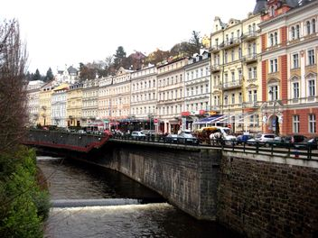 Houses in Karlovy Vary - Free image #338225