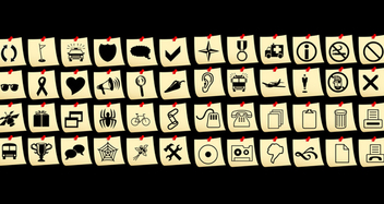 Icon set - vector gratuit #339025