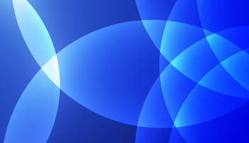 Blue vector background - Free vector #339725