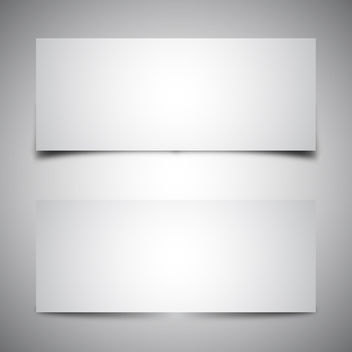 Box Shadows For Web Design - Free vector #339905