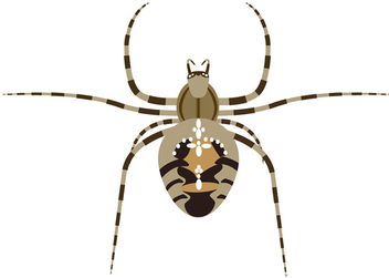Vector Cross Spider - Free vector #340225