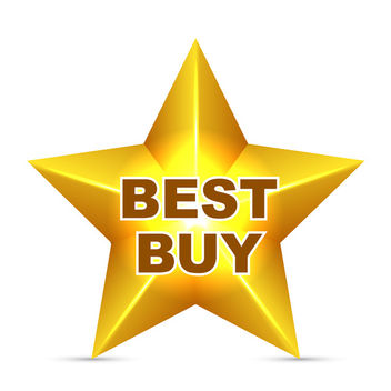 Best Buy Tag - vector #340335 gratis