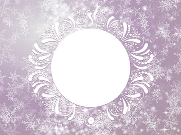 Christmas Decoration - Kostenloses vector #340455