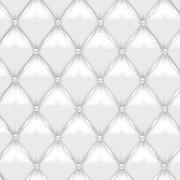 White Upholstery Background - Free vector #340745