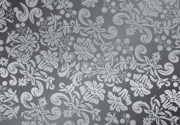 Floral Seamless Pattern - Kostenloses vector #341185