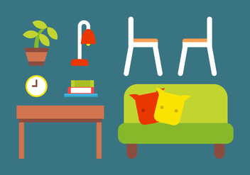 Free Kids Room Vector Icons #14 - Kostenloses vector #342765