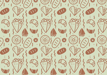 Free Crepes Pattern #5 - Free vector #342975