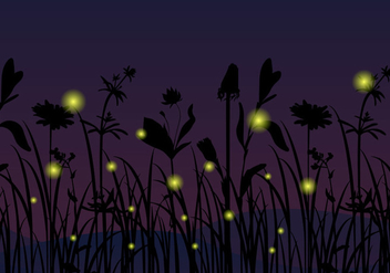 Firefly Vector - Free vector #343015
