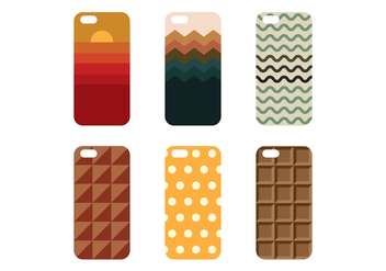 Vector Phone Case - vector gratuit #343215