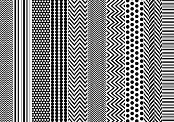 Free Simple Patterns Vectors - Free vector #343225