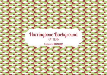 Herringbone Pattern Background - Kostenloses vector #343355