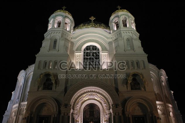 Naval Cathedral, Kronstadt - image gratuit #343915