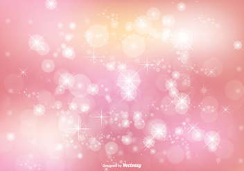 Abstract Style Glitter Background - vector gratuit #345715