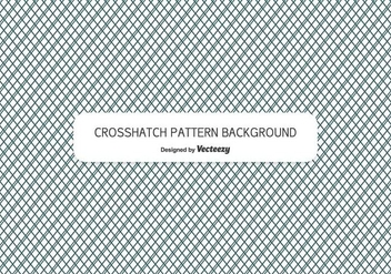 Crosshatch Pattern Background - бесплатный vector #346115