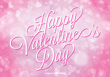 Valentine's Day Illustration - vector gratuit #346135