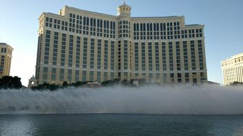 Bellagio Hotel and Casino in Las Vegas, United States - Free image #346205
