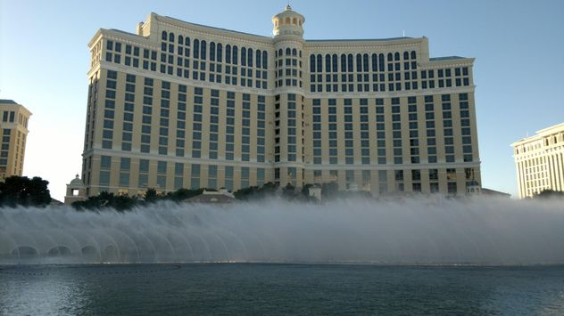 Bellagio Hotel and Casino in Las Vegas, United States - бесплатный image #346205