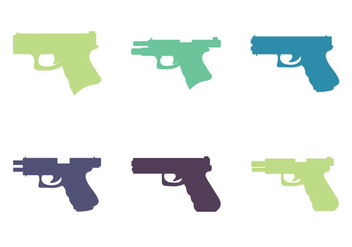 Free Glock Vector illustrations - vector #346315 gratis