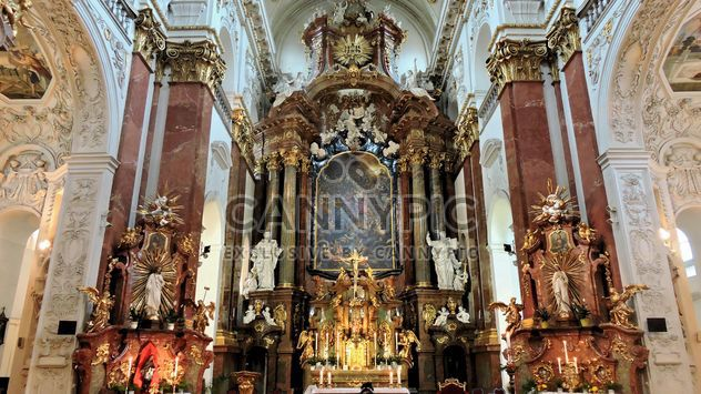 View on church altar - image gratuit #348635