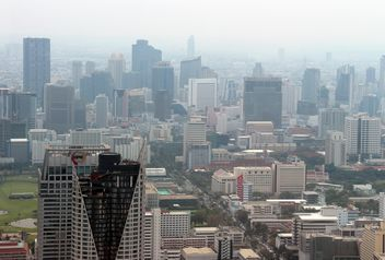 Skyscrapers in Bangkok - image #350235 gratis