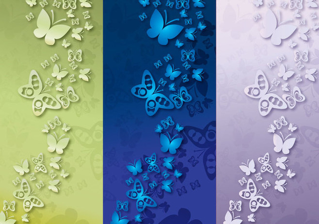 Background Papillon Color - Free vector #352765