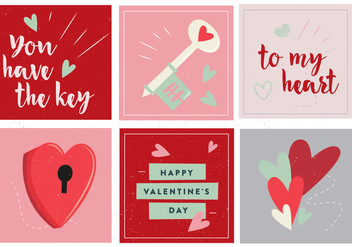 Free Heart And Love Vector - vector #353155 gratis