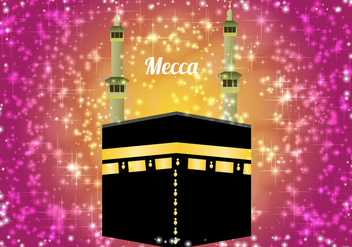 Free Mecca Vector - Free vector #353215