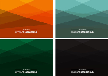 Abstract Background Design Vectors - vector gratuit #353435
