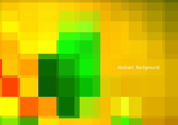 Free Colorful Mosaic Backround Vector - Kostenloses vector #353805