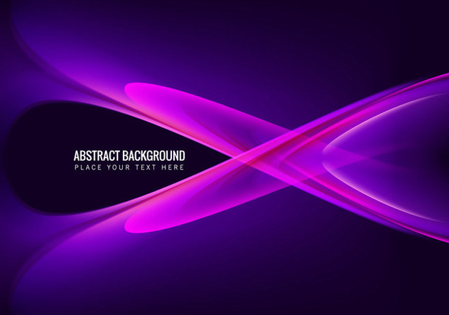 Abstract Wave For Business Card - vector gratuit #354935
