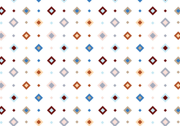 Pastel Square Vector Pattern - бесплатный vector #355235