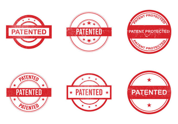 Free Patent Vector Icon - бесплатный vector #356545