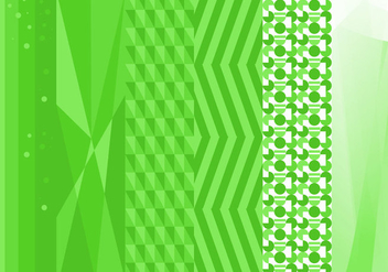 Free Green Background Vector #2 - бесплатный vector #357105